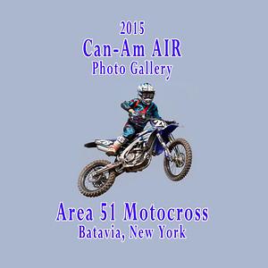 2015 Can-Am AIR MX