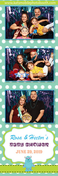Rosa & Hector's Baby Shower