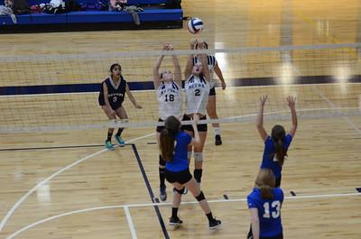 2015.10.20 MHS Freshman Volleyball vs Ashland