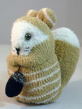 Sock Squirrel
