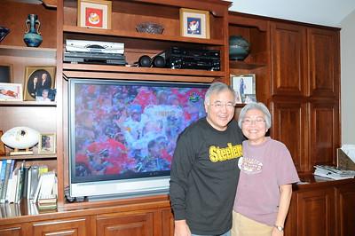 2-1-2009 Minami Super Bowl Party