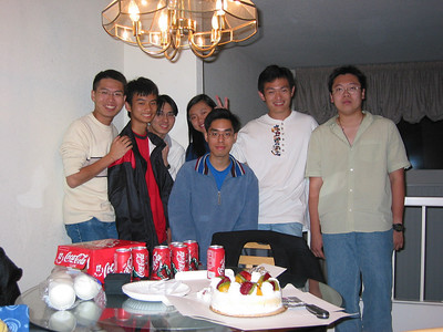 Albert's Birthday, 2002