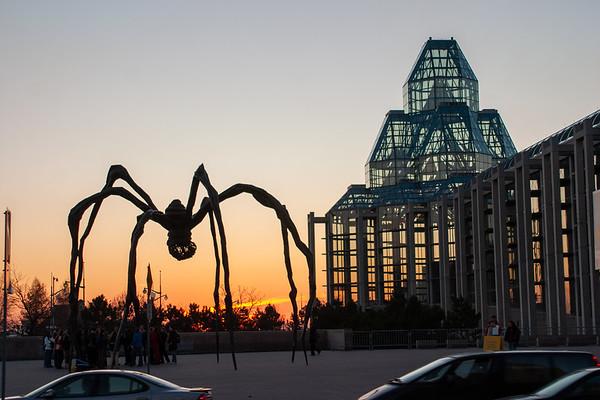 Ottawa, Canada - November, 2007