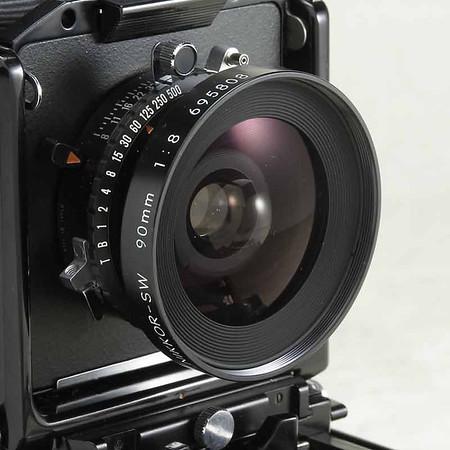 Nikon 90mm f8 SW