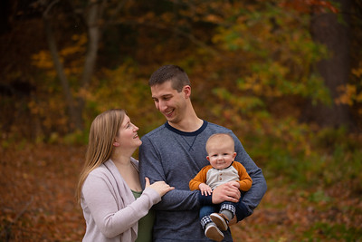 Thibault Baby Fall Foliage Family Portraits Outdoor Nature Natural Happy Candid Mom Dad Husband Wife Love Son Daughter Siblings Pretty Enfield Ct Conn Connecticut Suffield Agawam Ma Mass Massachusetts Westfield Mill Crane Pond Baby Photos Professional Pho