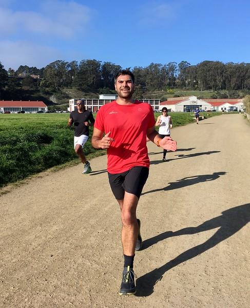 Graham park-running