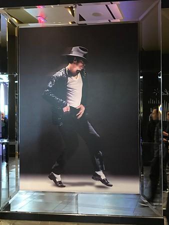 Michael Jackson One - Cirque du Soleil show