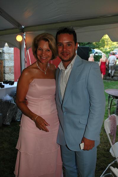 Sue Merrill, Steve Espinoza,