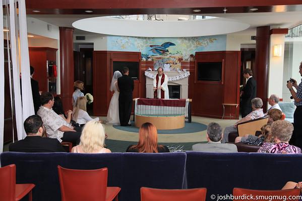 Carroll-Stockton Wedding