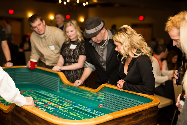 RoMan Corporate Holiday Party Grand Rapids 2017
