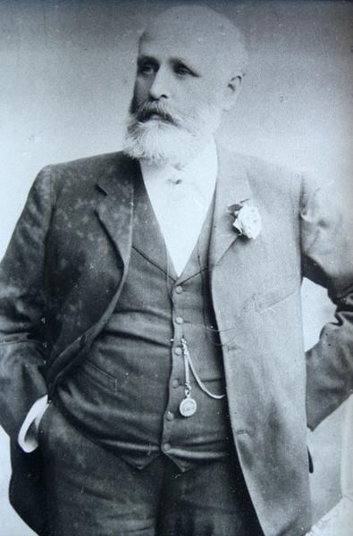 Everard Haydon Ford