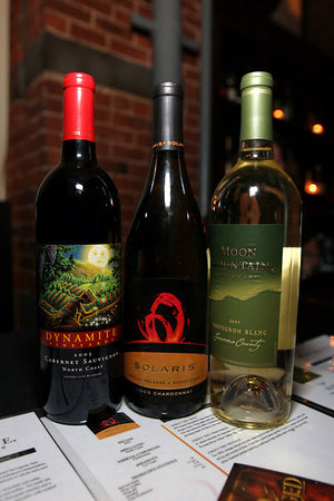 Uncorked & Unplugged: An evening of New Wine & New Sounds Featuring Music by Sierra Swan & Mozella