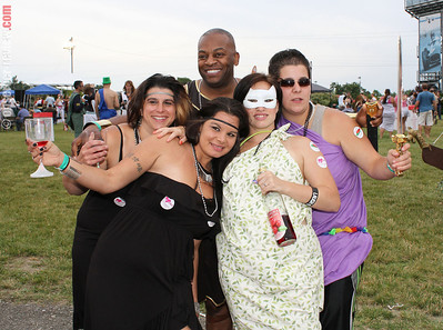 Finger Lakes Wine Festival 2013 (Launch Toga Party)