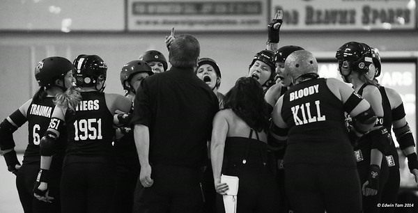Border City Brawlers vs G-sTARs July 19, 2014
