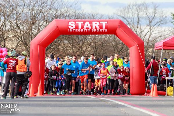 Girls on the Run - High 5K