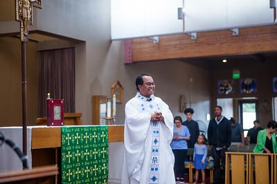 Saint Anne CCD Welcome Mass 2019