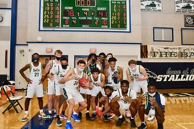 FR ; JV and Varsity Basketball !st Home Game