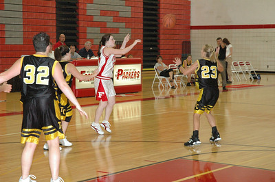 Girls Junior Varsity Basketball - 2006-2007 -  9/14/2006 Tri-County