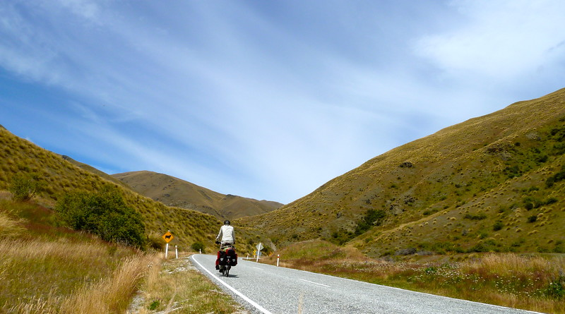 Crown Range, NZ (Feb 2011)