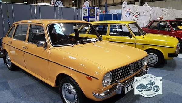 NEC Classic Show Cars