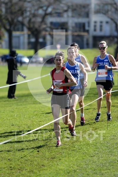 Masters Women 6km
