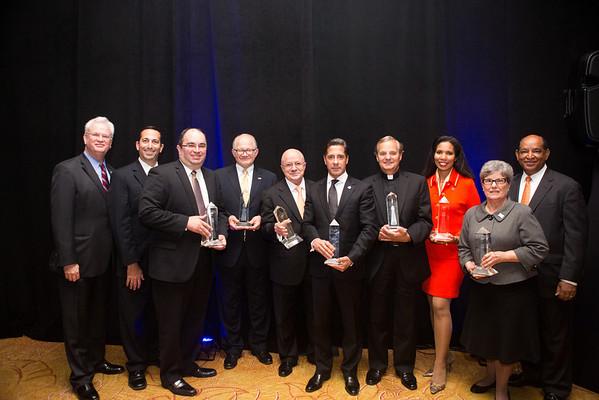 Award Group photos