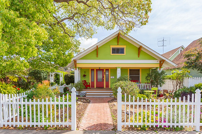 1914 Craftsman in San Diego (South Park neighborhood)