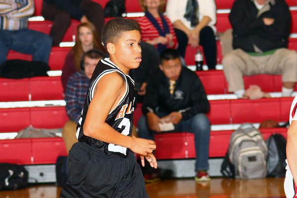 MS Basketball v WCA