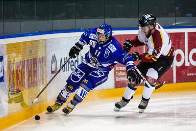 EV Zug - Genève Futur Hockey
