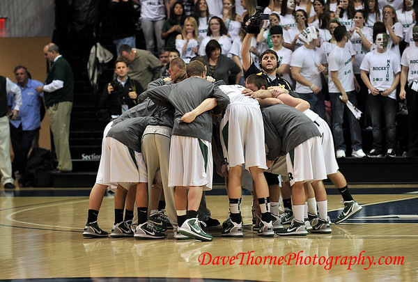 Basketball - SCT Boys Finals  RFH vs Raritan  Feb 2011