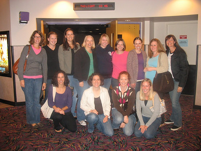 Twilight with the girls