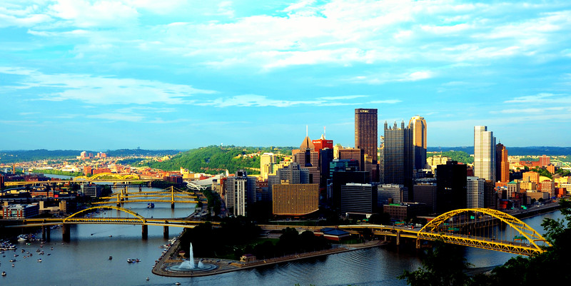 Pittsburgh May 2015