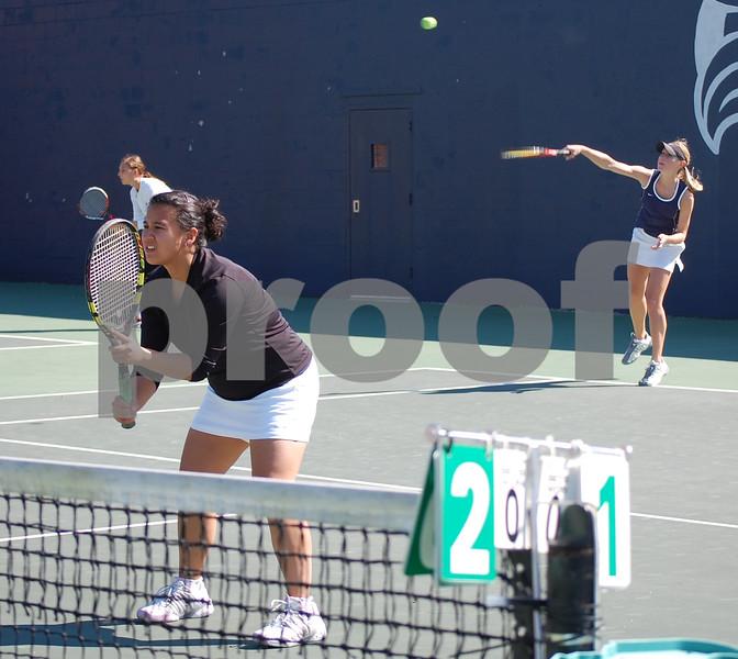 Women's Tennis v. Lee March 4, 2009