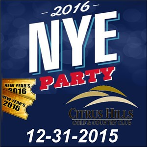 2015.12.31 Citrus Hills New Years Eve Party