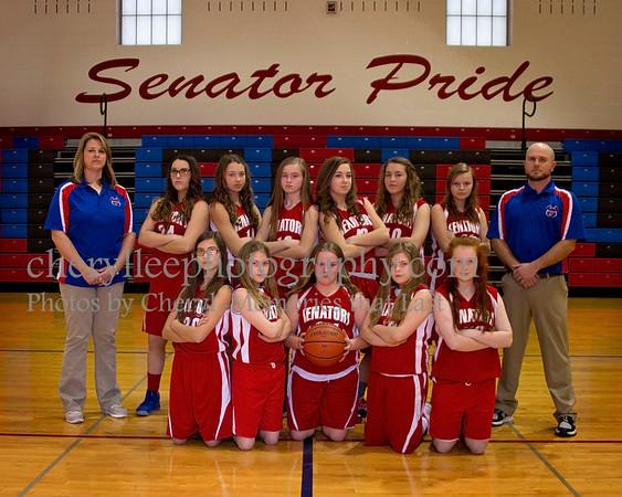2015-16 WW Girls Basketball