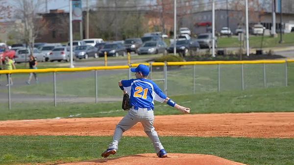 6th Grade CAI Baseball Game 1 2012