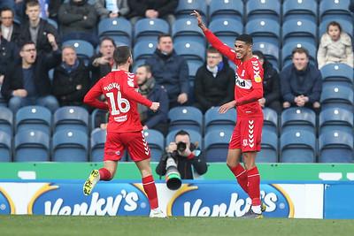 Blackburn Rovers vs Middlesbrough