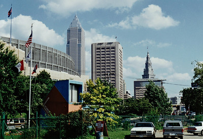 CLEVELAND, OHIO USA 1992