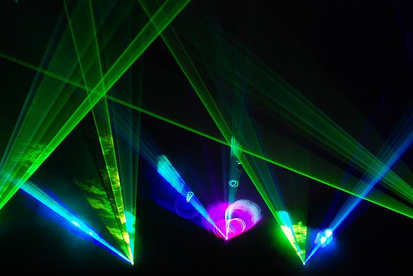 Light Laser Show