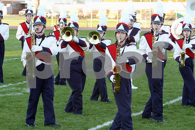 Manalapan High School Marching Band 10-16-10