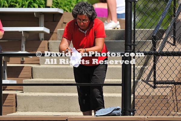 Women's Tennis Elon 2010