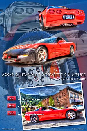 2004 C5 Corvette Coupe