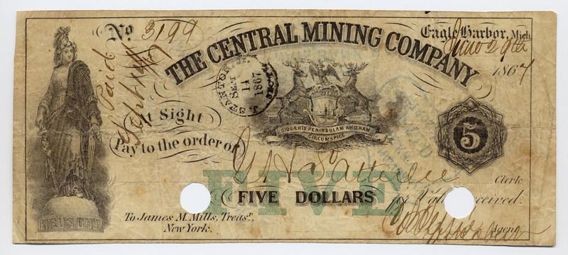 Michigan Mining Notes