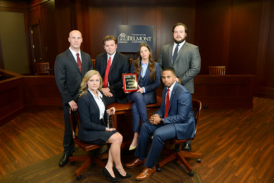 Mock Trial Team received 2nd in the nation