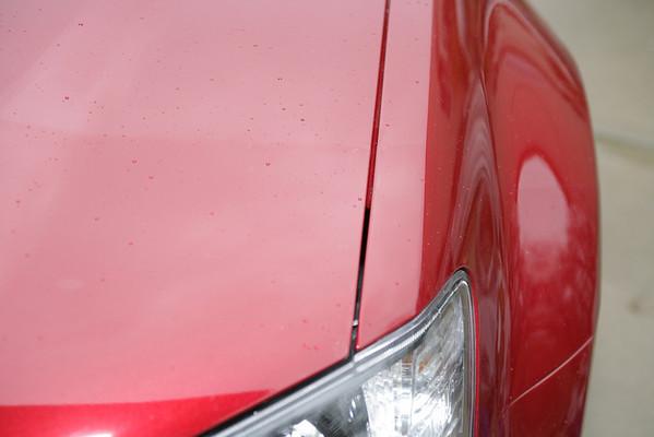 2009 Pontiac G8 Red