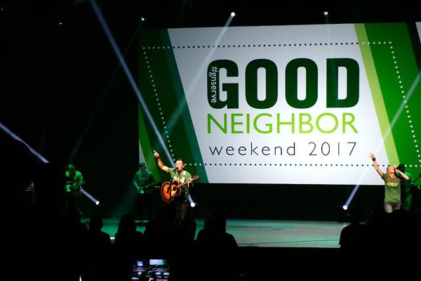 Good Neighbor / Outreach