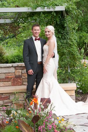 Lucas and Abbigail Mock Wedding