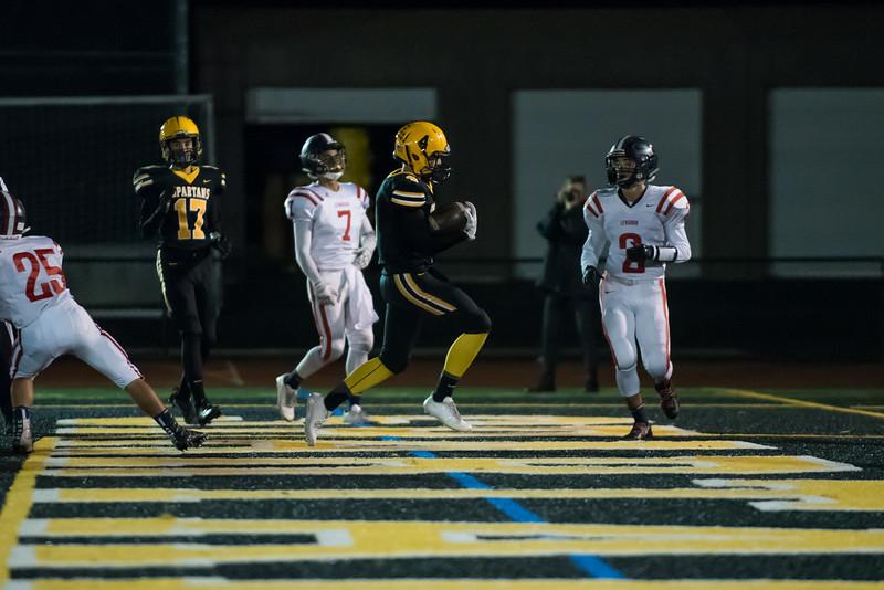 Taken during Varsity Football game Lynbrook Vikings and MVHS Spartans at MVHS California on Friday 3rd November 2017