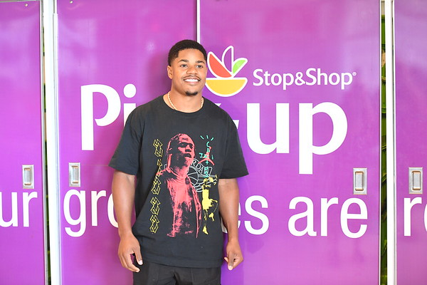 STERLING SHEPARD - WYCKOFF STOP AND SHOP