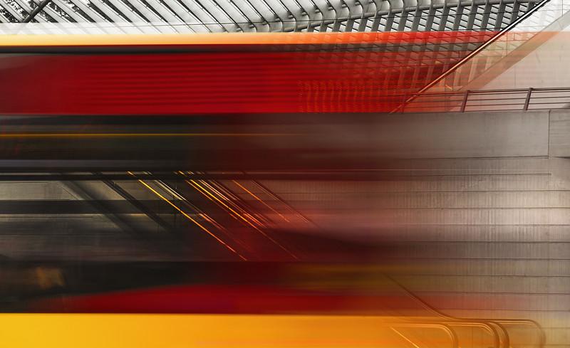 Speed - Guillemins